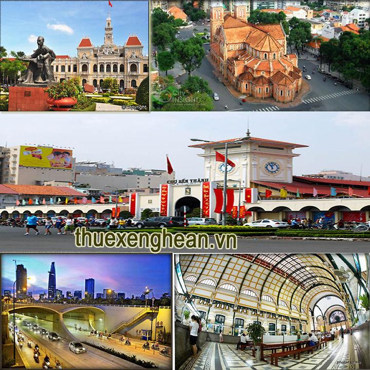 Tour Tp. Hồ Chí Minh