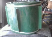Băng tải PVC gân T