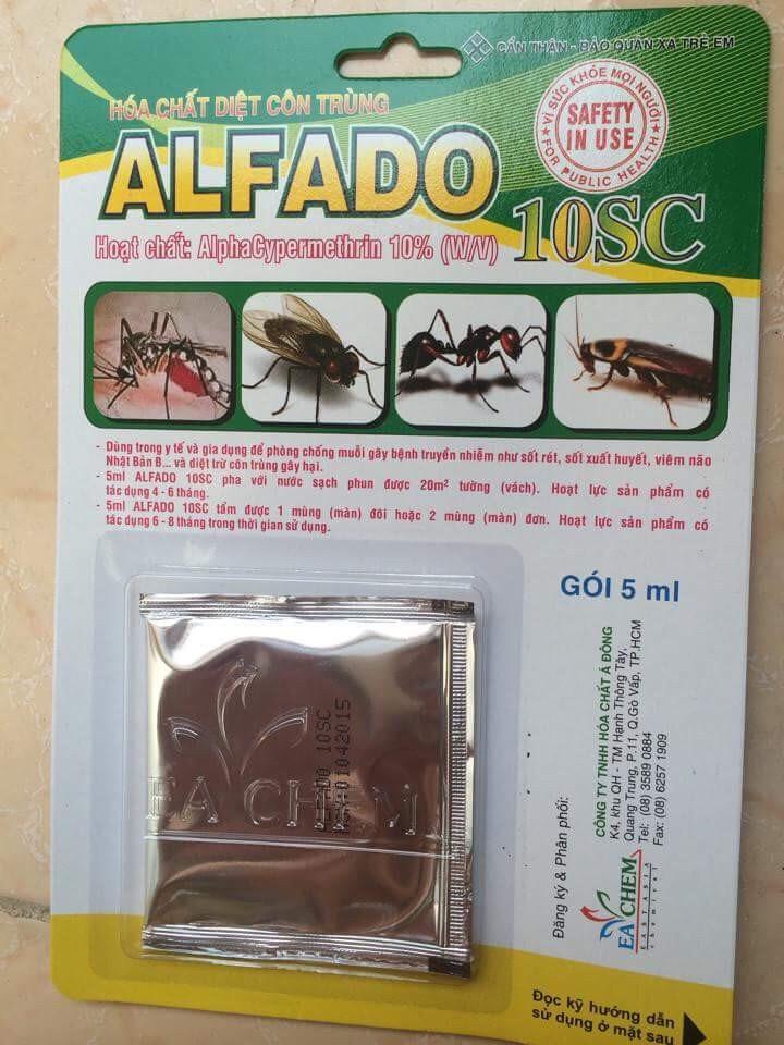 Hóa chất diệt côn trùng