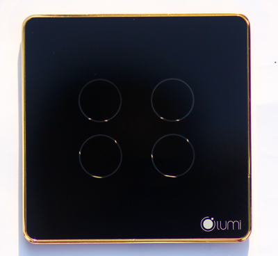 Công tắc cảm ứng 1 ( 2,3,4 ) nút