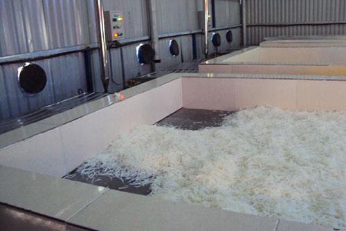 Hầm sấy nông sản