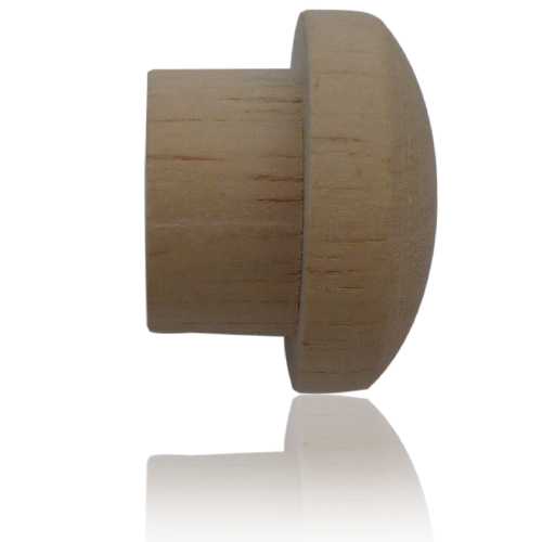 Tay nắm gỗ 28x26mm