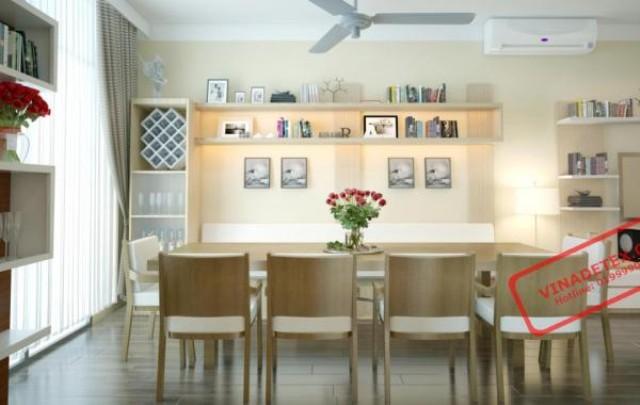 Công Trình Nhà Cô Vinh – Tổng Cục 5 – Phạm Văn Đồng