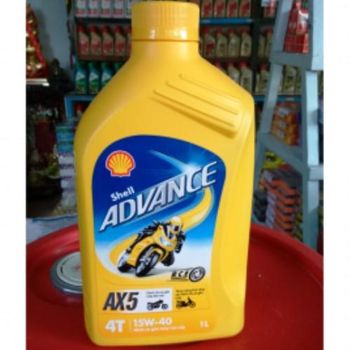 Shell-Advance