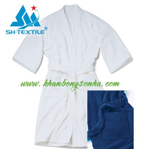 Khăn tắm áo choàng