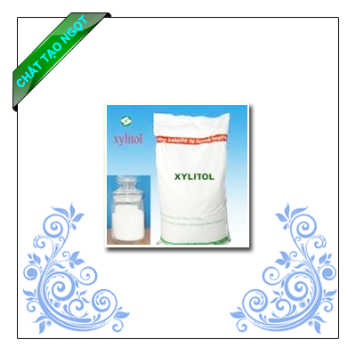 Phụ gia tạo ngọt XYLITOL