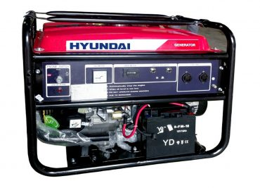 Máy phát điện Hyundai HY 11000LE 8.5KW