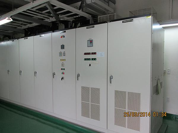 Sản xuất tích hợp tủ điện trung thế & hạ thế