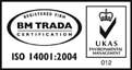 Chứng nhận ISO 14001:2004