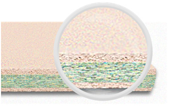1.HMR board (Highly moisture resistant Board) (Ván  chống ẩm cao)