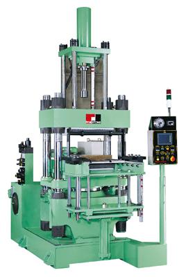 Four Column Type Top Plunger Transfer Molding Machine