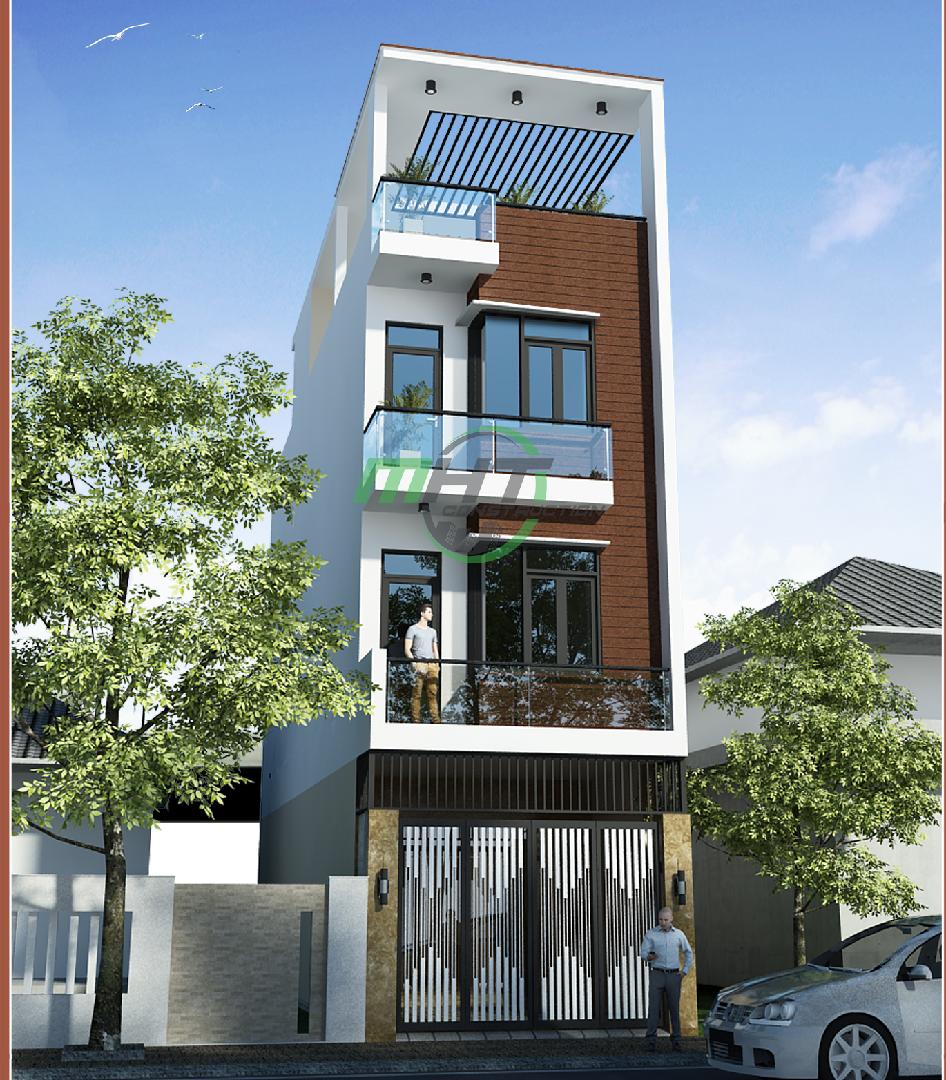 Thiết kế nhà ở gia đình