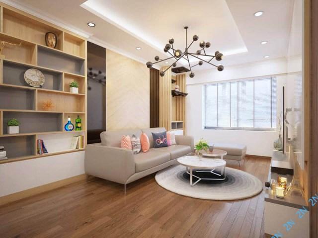 Thiết kế và thi công chung cư
