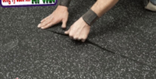 Tấm cao su lót sàn chống rung