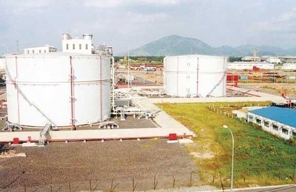 Nhà máy Sơn Nha Trang