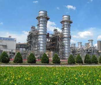 Gia công kết cấu thép nhà máy nhiệt điện