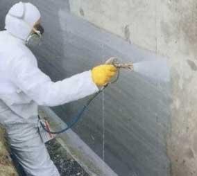 Dịch vụ sơn bồn bê tông