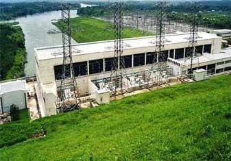 Gia công kết cấu thép nhà máy thủy điện