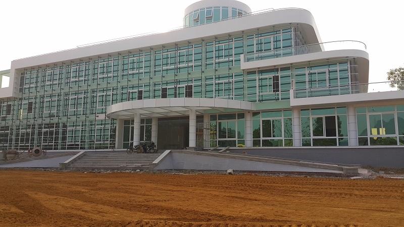 Công trình nhà nuôi cấy mô - nhà máy đường Lam Sơn