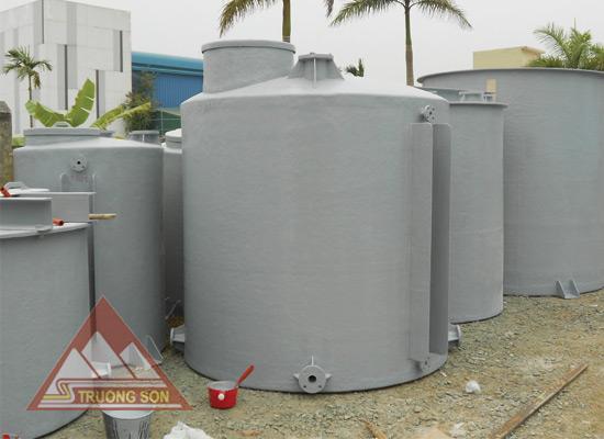 Bồn chứa công nghiệp