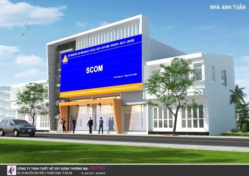 Công ty TNHH SCOM