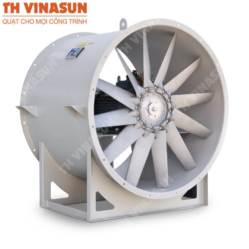 Quạt hướng trục tăng áp hút khói VNS-AF4-NOT
