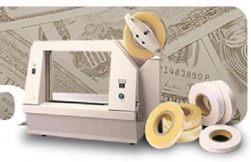 Máy đóng bó tiền