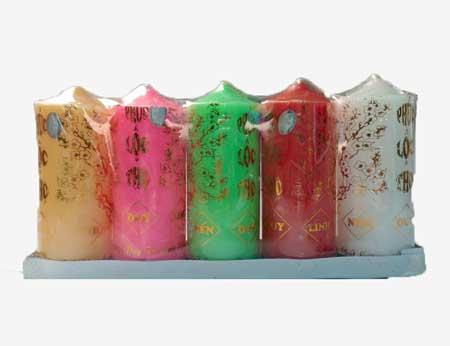 Đèn cầy Duy Linh
