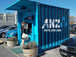 Container trạm ATM
