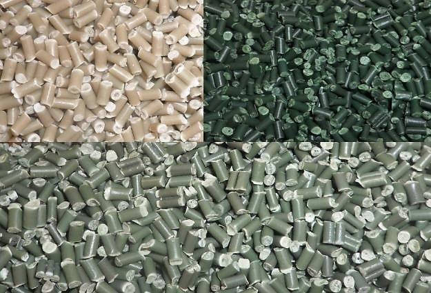 Hạt nhựa tái sinh, tái chế