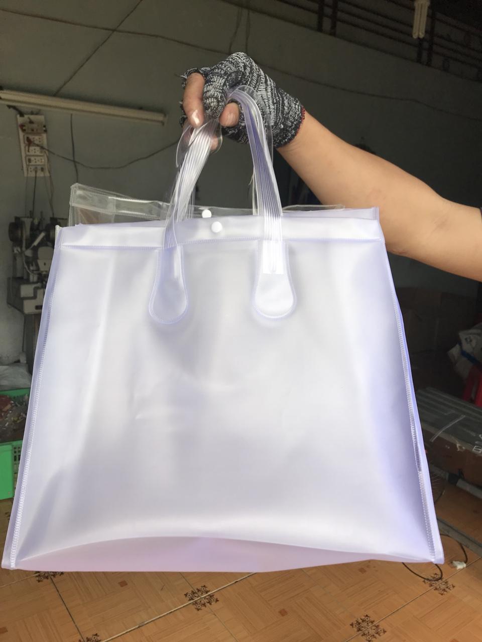 Túi PVC trong mờ