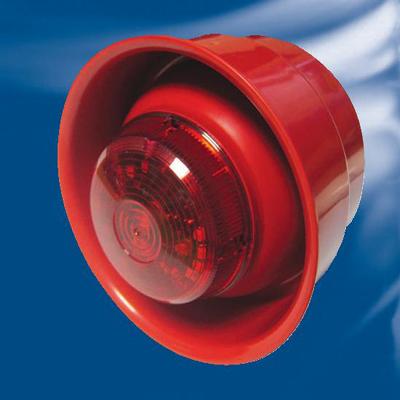 Đèn báo cháy kết hợp còi