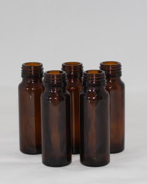 Chai thủy tinh amber 50ml