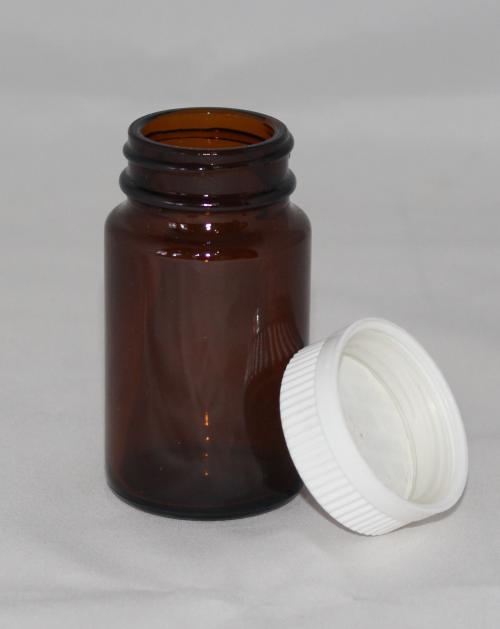 Chai thủy tinh amber 75ml