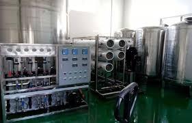 Máy lọc nước phục vụ y tế