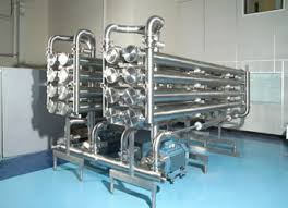 Hệ thống khử khoáng công nghiệp