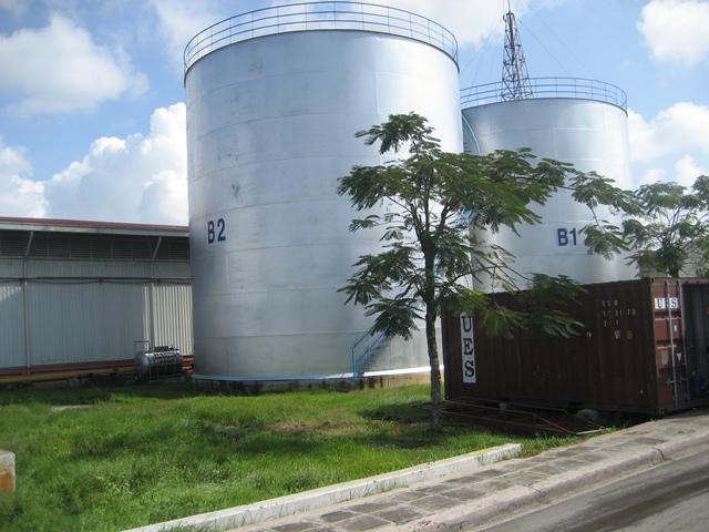 Cai Lan Oil
