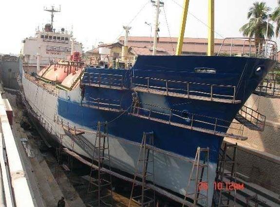 Ship M3 & M4