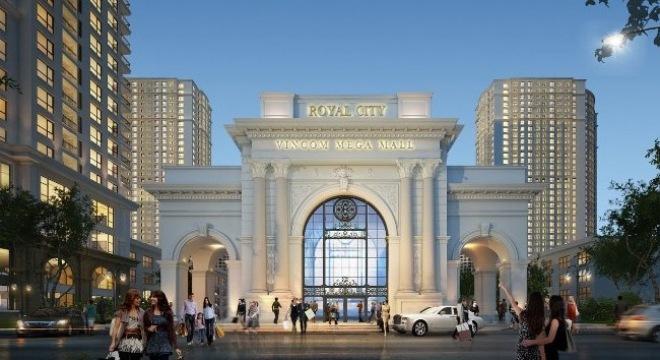 Vincom Mega Mall Royal - Hạ Long