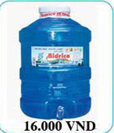 Nước uống đóng bình Bidrico