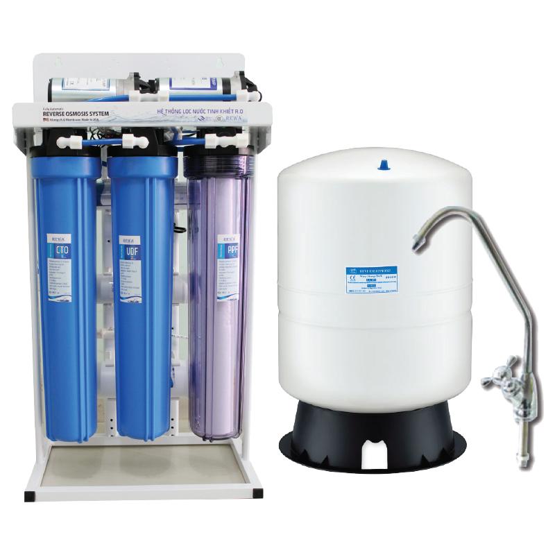 Máy lọc nước truyền thống