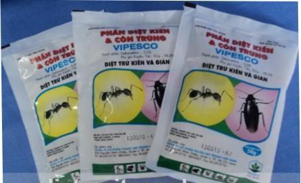 Thuốc diệt kiến gói