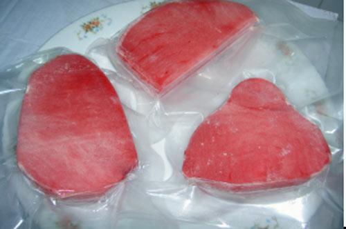 Cá ngừ đông lạnh Shasimi