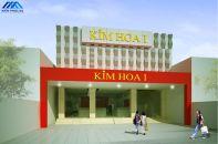 Thiết kế kiến trúc showroom
