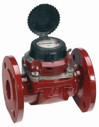 Sensus turbine hot water meter WPD DN40 - DN100