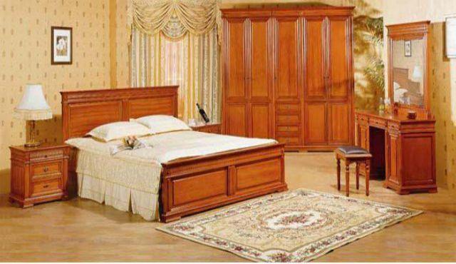 Đồ gỗ nội thất phòng ngủ