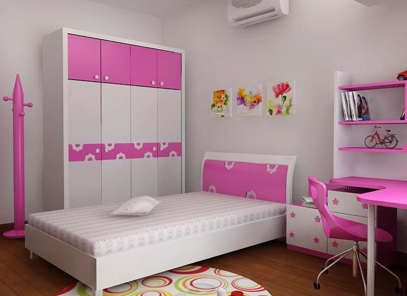 Bộ phòng ngủ cho bé