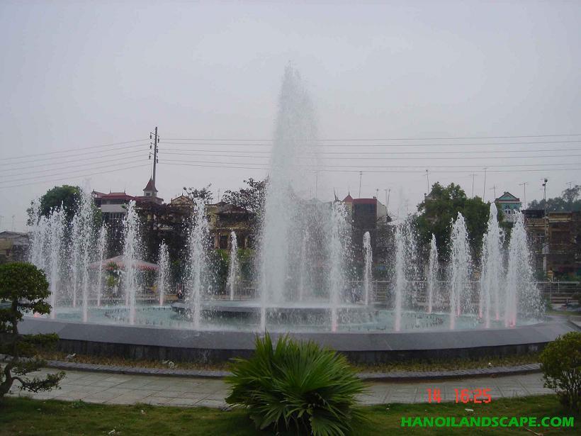 Đài phun nước