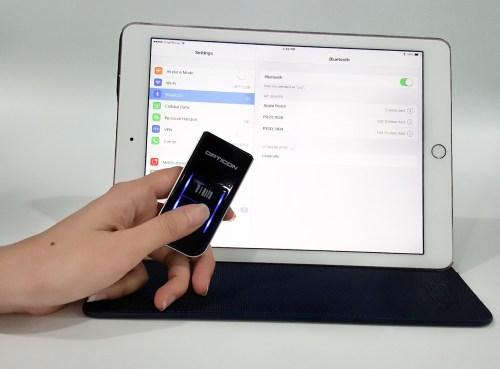 Máy đọc mã vạch không dây Bluetooth OPN-4000n