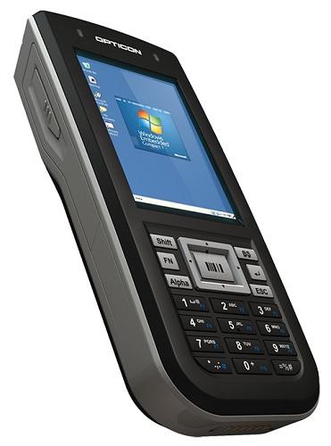 Máy đọc mã vạch dòng PDA - HĐH Windows CE